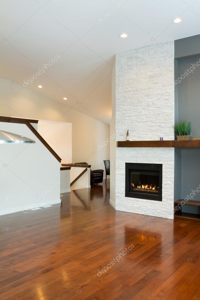Interior design del salotto moderno ? Foto Stock ...