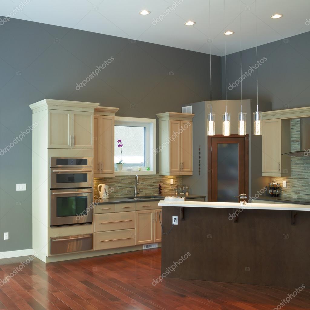 现代厨房室内设计