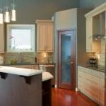 Kitchen Interior Design — Stock Photo