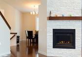 Living room Interior design — Stock Photo