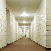 Corridoio moderno — Foto Stock