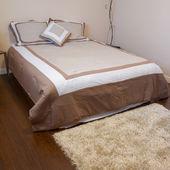 Projektowanie wnętrz sypialni — Zdjęcie stockowe