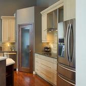 キッチンのインテリア デザイン — ストック写真