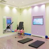 Gym Interior Design — Stock Photo
