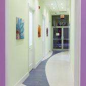 廊下のインテリア デザイン — ストック写真