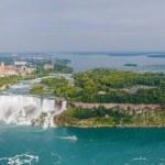 Amazing view of Niagara Falls — Stock Photo #51311677