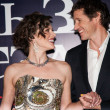 Milla Jovovich and Paul W.S. Anderson — Stock Photo #13136854