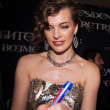 Actress Milla Jovovich - Stok fotoraf