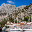 Stock Photo: Lot of yachts in Kotor bay, Montenegro, Europe