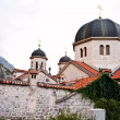 Orthodox church St. Nicholas in Kotor, Montenegro Europe - Stock Photo