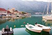Old Europe city Kotor in Montenegro — Stock Photo