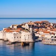 Dubrovnik, UNESCO world heritage site - Stock Photo