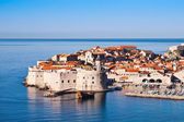 Dubrovnik, UNESCO world heritage site — Stock Photo