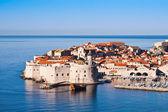 Dubrovnik, patrimonio de la humanidad — Foto de Stock