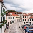 Herceg Novi City Center — Stock Photo
