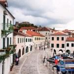 Herceg Novi City Center — Stock Photo
