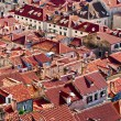 Rooftops of Dubrovnik — Stock Photo
