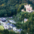 Hohenschwangau Castle, located near Neuschwanstein, Germany — Stock Photo