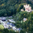 Stock Photo: Hohenschwangau Castle, located near Neuschwanstein, Germany