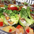 Постер, плакат: Assorted Catered dishes
