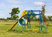 Children playground — Stock Photo