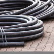 Electrical conduits — Stock Photo #13200906