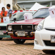 Toyota One Make Race 2012 - Stockfoto