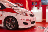 Toyota One Make Race 2012 — ストック写真