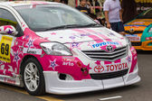 Toyota One Make Race 2012 — Foto de Stock