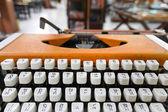 Language typewriter Thai — Stock Photo