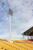 De toren stadion plek-licht — Stockfoto