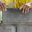 Bricklayer — Stock Photo #14443429