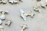 Silkworm fjärilar — Stockfoto