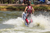 Show Freestyle the Jet Ski stunt action — Photo