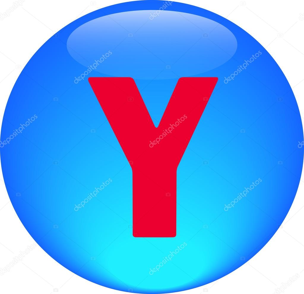 значок y: