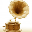 Stock Photo: Vintage Gramophone