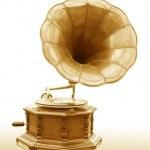 Vintage Gramophone — Stock Photo #24234131