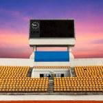 Stadium with scoreboard — Stock Photo #24501471