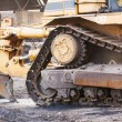 Bulldozer working — Stockfoto #27138755
