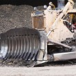 Bulldozer working — Stockfoto #27571439