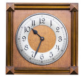Old wall clock — Stock Photo