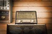 Vintage Radio player — Stock Photo