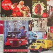 Old poster Coca Cola on wall — Stock Photo #47999007