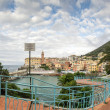 Stock Photo: Promenade in Nervi