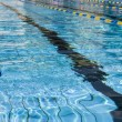 Lane swimming pool — Stock Photo #18301637