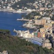 Camogli  Italian Riviera — Stock Photo