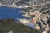Camogli İtalyan Rivierası — Stok fotoğraf