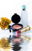 Make-up products — Stock Photo