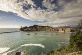 Bay of silence, Sestri Levante — Stock fotografie