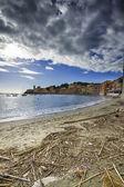 Bay of silence, Sestri Levante — Stok fotoğraf